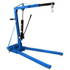 Кран гидравлический поворотный  2 т. складной (низкий 80мм)