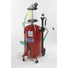 Установка вакуумного отбора масла 80л.
