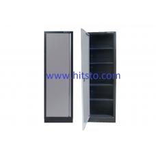 Шкаф инструментальный серый 600 x 460 x 2000