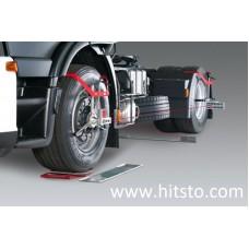Стенд развал – схождения  KOCH HD-30 EASY TOUCH – для грузовых автомобилей