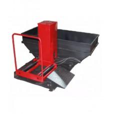 Ванна для проверки герметичности легковых и грузовых колес автомобилей