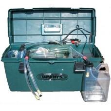 Система для промывки гидроусилителя